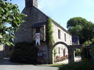 Le musée des manoirs de Bretagne